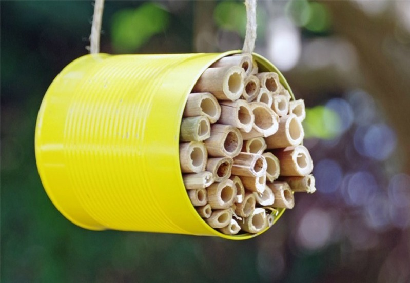 Bee House Craft Project